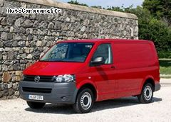 VW Transporter T54 version restylée de 2009