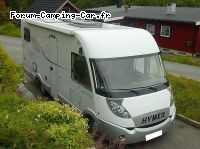 Camping car Hymer B 614 Fiat Ducato 2,8 JT