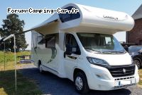 Camping Car Chausson Flash C656