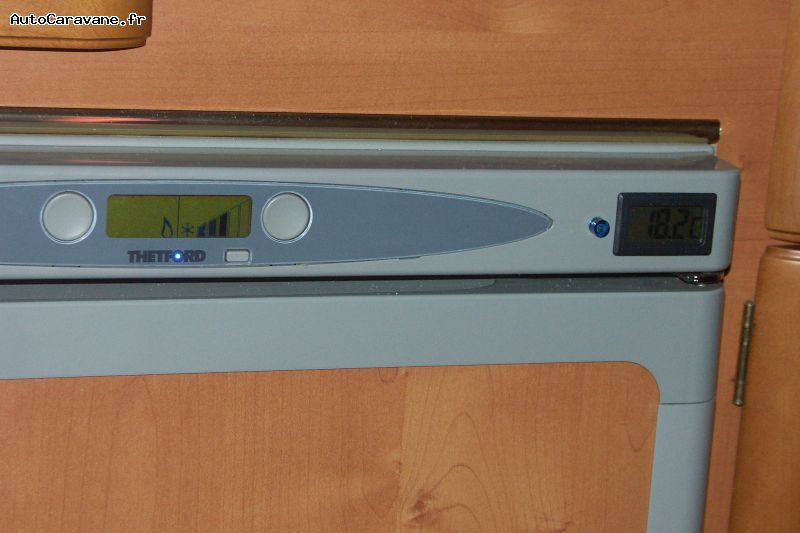 Installer un thermometre de refrigerateur - Quelle temperature pour un frigo ...